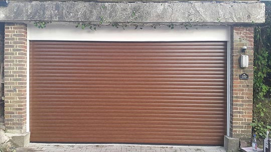 Victory Trade Roller Doors Sample